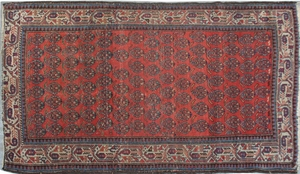 Tapis ancien Persan MALAYER 97X162 cm
